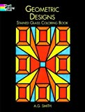 Buy Geometric Designs Stained Glass Coloring Book from Amazon.com