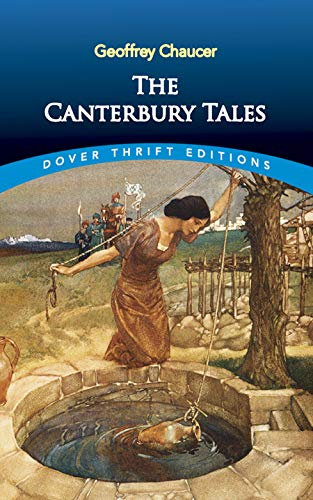 compare and contrast the canterbury tales essay