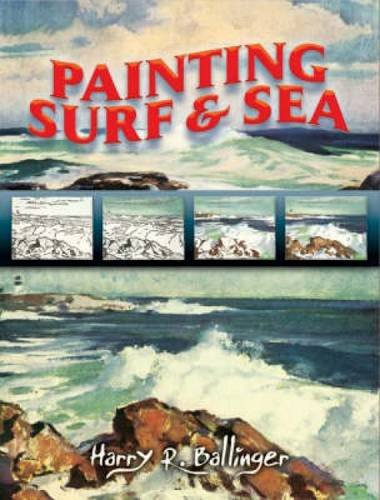 harryrussell Ballinger Painting Surf and Sea. USD $ 11.68. details | add to cart