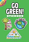 Go Green! Stickers (Dover Little Activity Books)