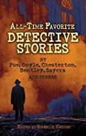 All-Time Favorite Detective Stories by Rochelle Kronzek, editor