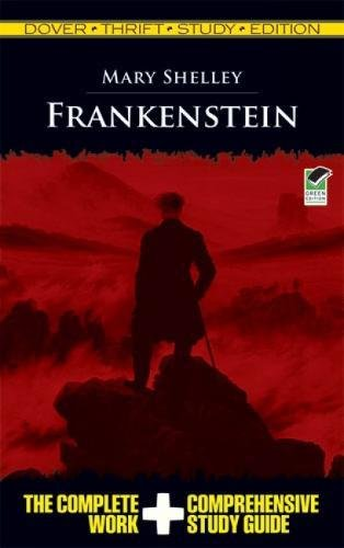 Frankenstein Thrift Study Edition (Dover Thrift Study Edition), Mary Shelley
