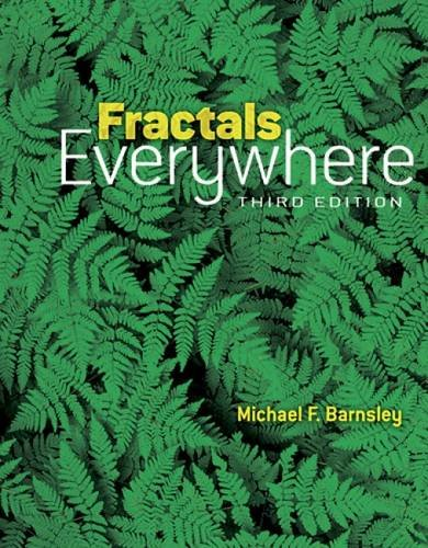 Fractals Everywhere: New Edition (Dover Books on Mathematics), Barnsley, Michael F.; Mathematics