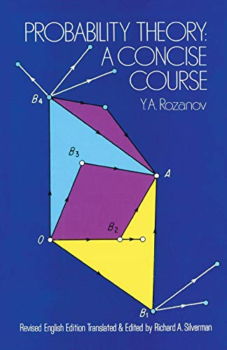 Probability Theory: A Concise Course (Dover Books on Mathematics) - Y.A. Rozanov