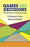 Buy Games and Decisions : Introduction and Critical Survey from Amazon