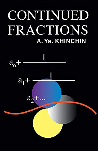 Continued  Fractions by A. Ya. Khinchin (Author)