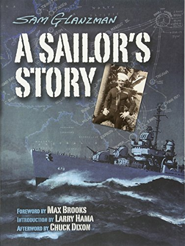 A Sailor's Story (Dover Graphic Novels) - Sam GlanzmanLarry Hama, Max Brooks