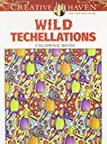 wild, colorful, coloring experience with tesserlations