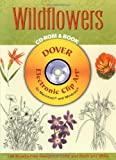Wildflowers CD-ROM and Book