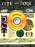Favorite books with arts, designs and crafts in the Celtic styles