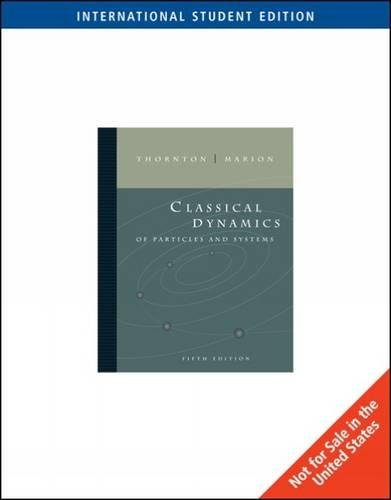 Cover of Classical Dynamics