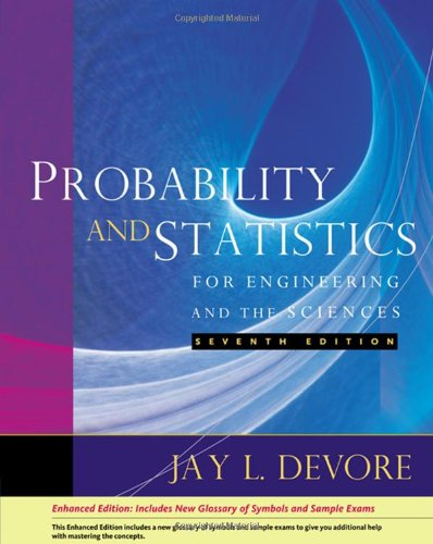 Pdf Probability And Statistics For Engineering And The Sciences