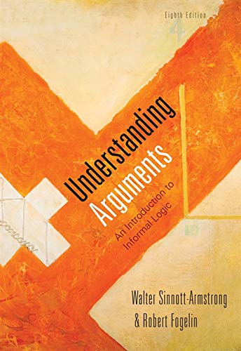 Understanding Arguments Book Cover Picture