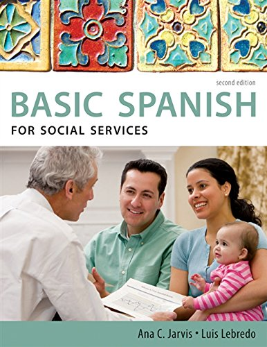 PDF Spanish for Social Services Basic Spanish Series