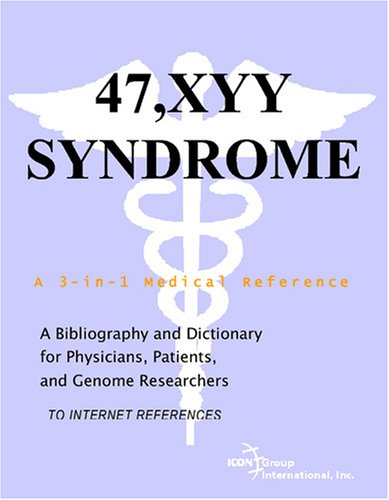 47 xyy syndrome a bibliography and dictionary click for details ppt 47