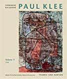 Paul Klee Catalogue Raisonne, 1940