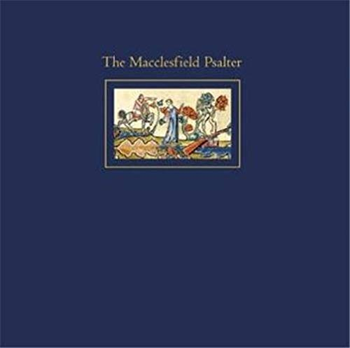 The Macclesfield Psalter cover art
