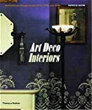 Art Deco Interiors: Decoration and Design Classics of the 1920s and 1930s - book cover picture