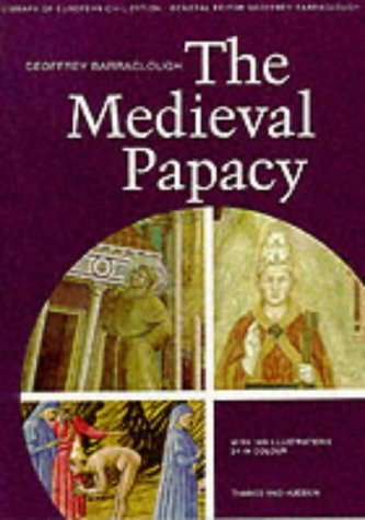 Mediaeval Papacy (Library of European Civilizations), Barraclough, Geoffrey