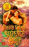 Sixpence Bride (Timeswept) - book cover picture