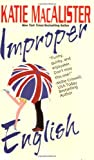 Improper English - book cover picture