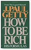 Cover of How to Be Rich