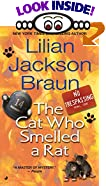 The Cat Who Smelled a Rat by  Lilian Jackson Braun (Mass Market Paperback - January 2002)