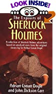 The Exploits of Sherlock Holmes: A Collection of Sherlock Holmes Adventures Based on... by  Adrian Conan Doyle, John Dickson Carr (Hardcover - May 1999)