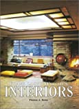 Frank Lloyd Wright's Interiors book cover