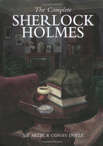 Book Cover: [share_ebook] THE COMPLETE SHERLOCK HOLMES
