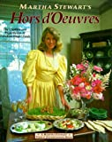 Martha Stewart's Hors d'Oeuvres - book cover picture