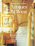 Antiques at Home : Cherchez's Book of Collecting and Decorating with Antiques - book cover picture