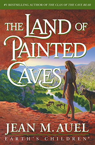 The land of painted caves : earth's children / Jean M. Auel.