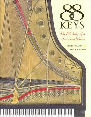 "Read ""88 Keys: The Making of a Steinway Piano"" reviewed by"