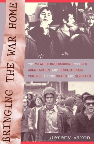 Cover art for Bringing the War Home