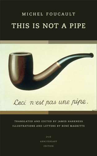 This Is Not a Pipe (Quantum Books), Foucault, Michel