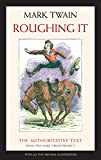 Book Cover: Roughing It by Mark Twain