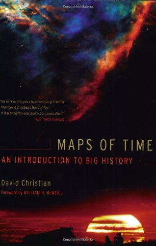 Maps of Time, by Christian, D.