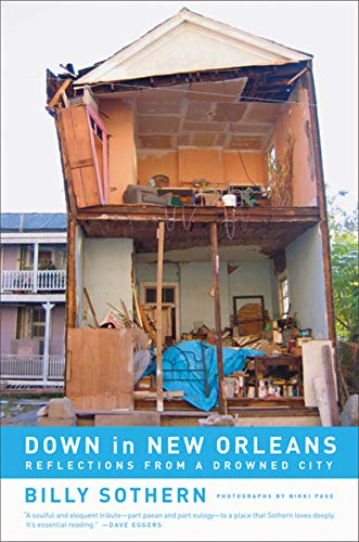 Down in New Orleans: Reflections from a Drowned City, Sothern, Billy