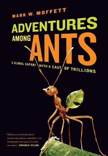 Adventures Among Ants, by Moffett, M.W.