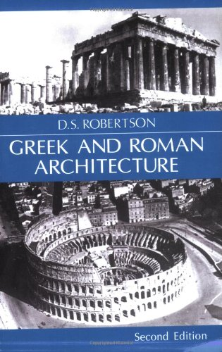 an analysis of greek and roman architecture