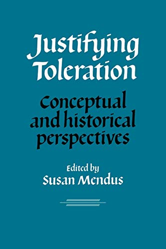 Justifying Toleration