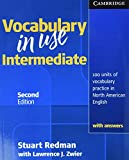 Vocabulary in Use Intermediate Student's Book with Answers by Stuart Redman