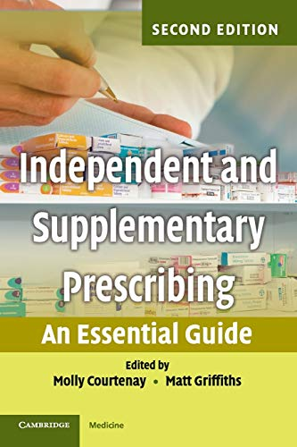 PDF Independent and Supplementary Prescribing An Essential Guide