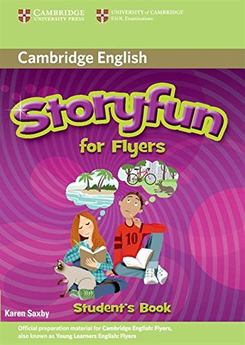 Storyfun for Flyers Student's Book (Stories for Fun Students Book)