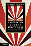 The Cambridge companion to American poetry since 1945 |