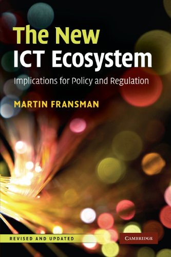 PDF The New ICT Ecosystem Implications for Policy and Regulation