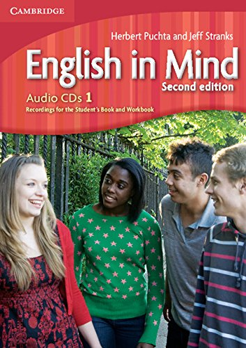 English in Mind Level 1 Audio CDs (3)