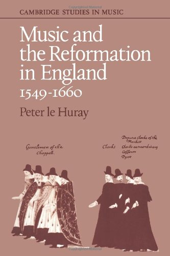 Music and the Reformation in England