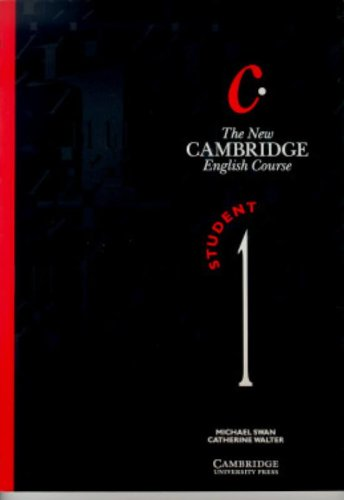The New Cambridge English Course 1 Student's book (Bk. 1)